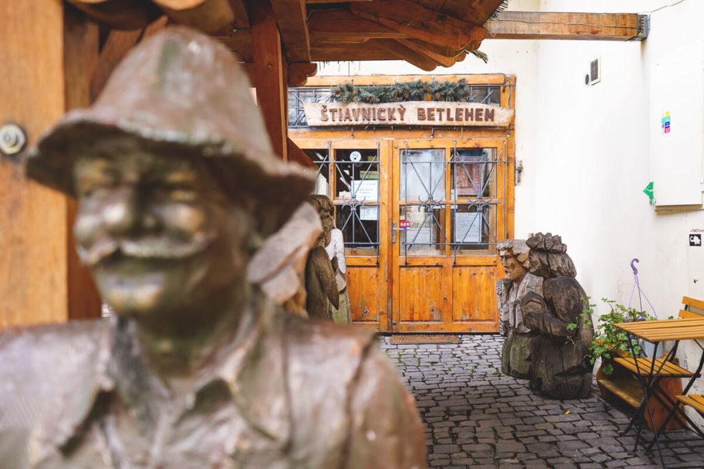 Schemnitz-Banska-Stiavnica-Holz-Bethlehem