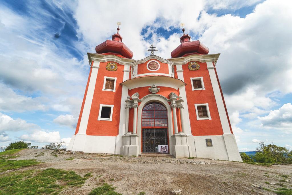 Schemnitz-Banska-Stiavnica-Kapelle-Kirche