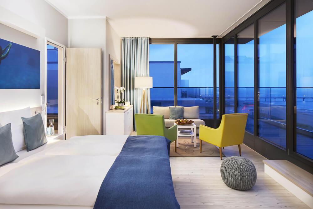 Seetelhotel-Bansin-Zimmer-Panoramablick