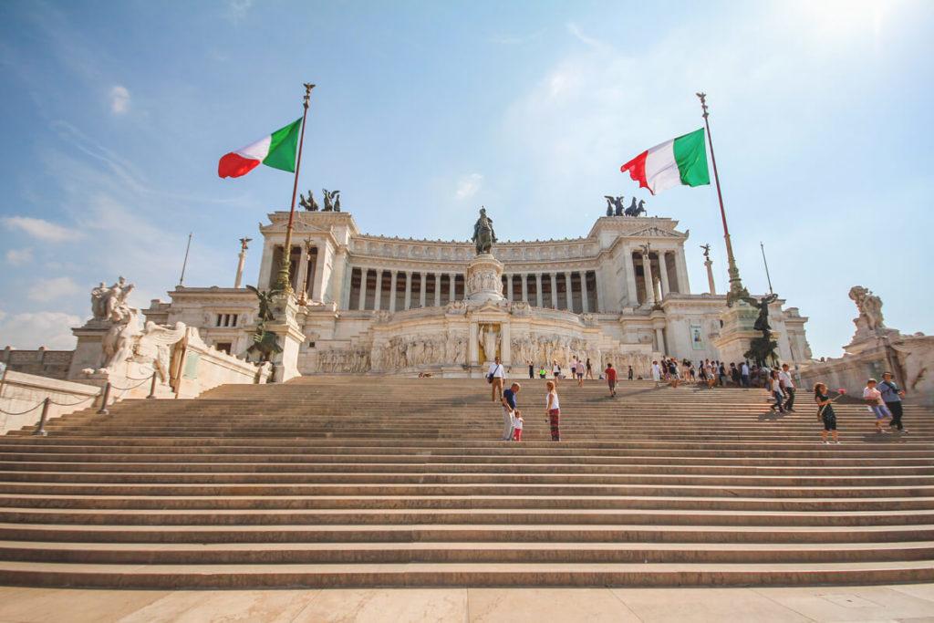Nationaldenkmal-Rom-Highlights-Vittorio-Emanuele