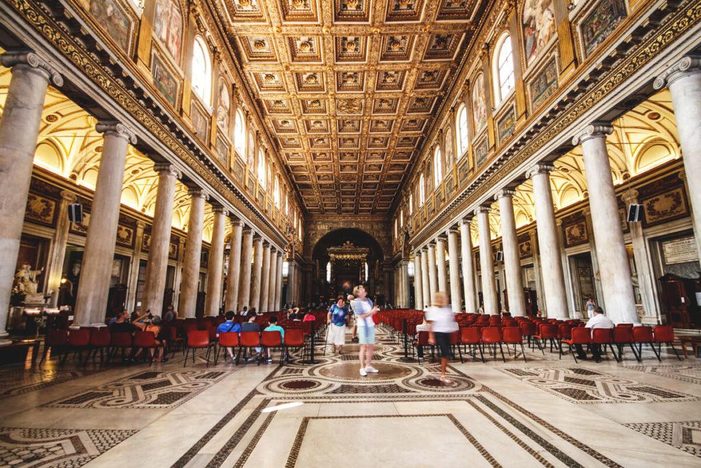 Rom-Highlights-Basilika-Santa-Maria-Maggiore