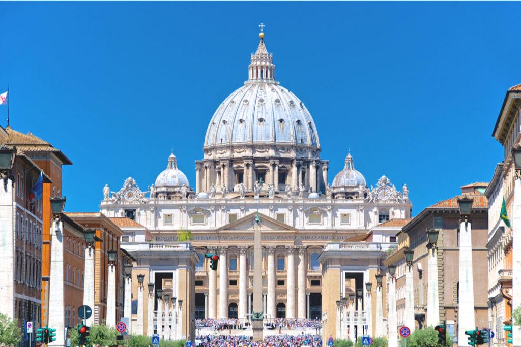 Rom-Sehenswuerdigkeiten-Petersdom-Vatikan