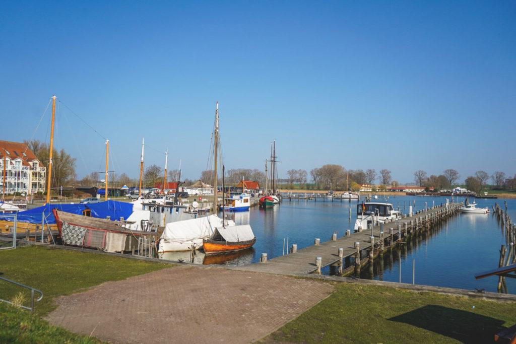 Insel-Poel-Kirchdorf-Hafen