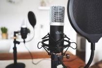 Podcast-Mikrofon-Uhuru