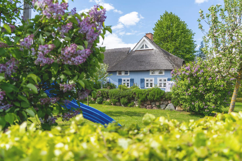 Fahrradtour-Fischland-Born-am-Darss-Haus