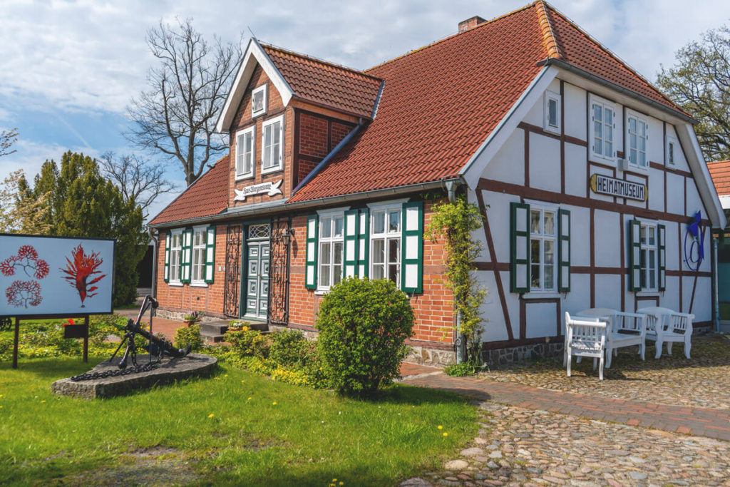 Fischland-Darss-Ostseebad-Zingst-Heimatmuseum