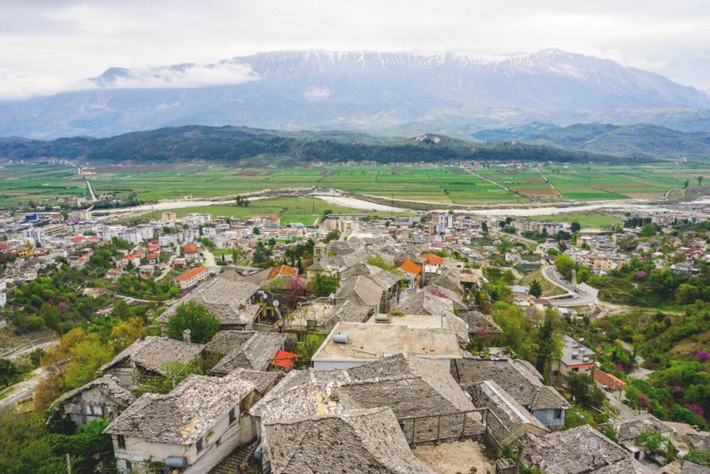 Gjirokastra-Albanien-Anreise-Auto