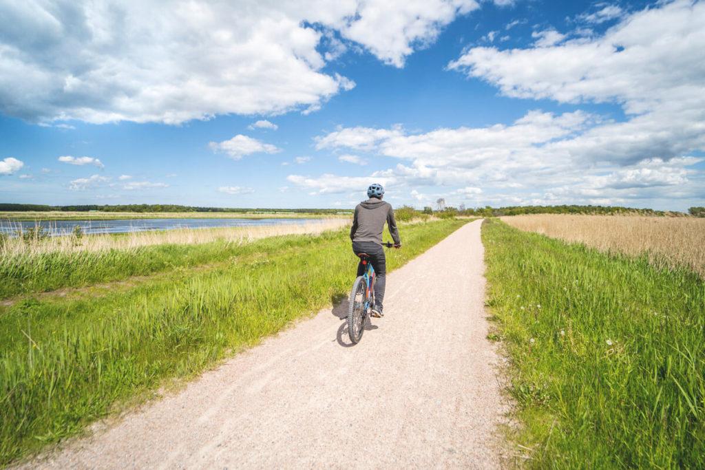 Radtour-Fischland-Ostseekuestenradweg-Bodden