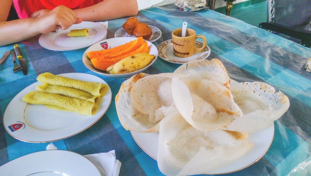 Sri-Lanka-Rundreise-Essen