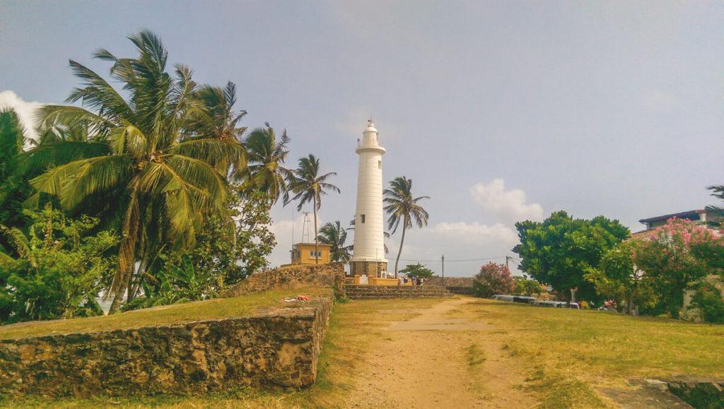 Sri-Lanka-Rundreise-Leuchtturm-Galle