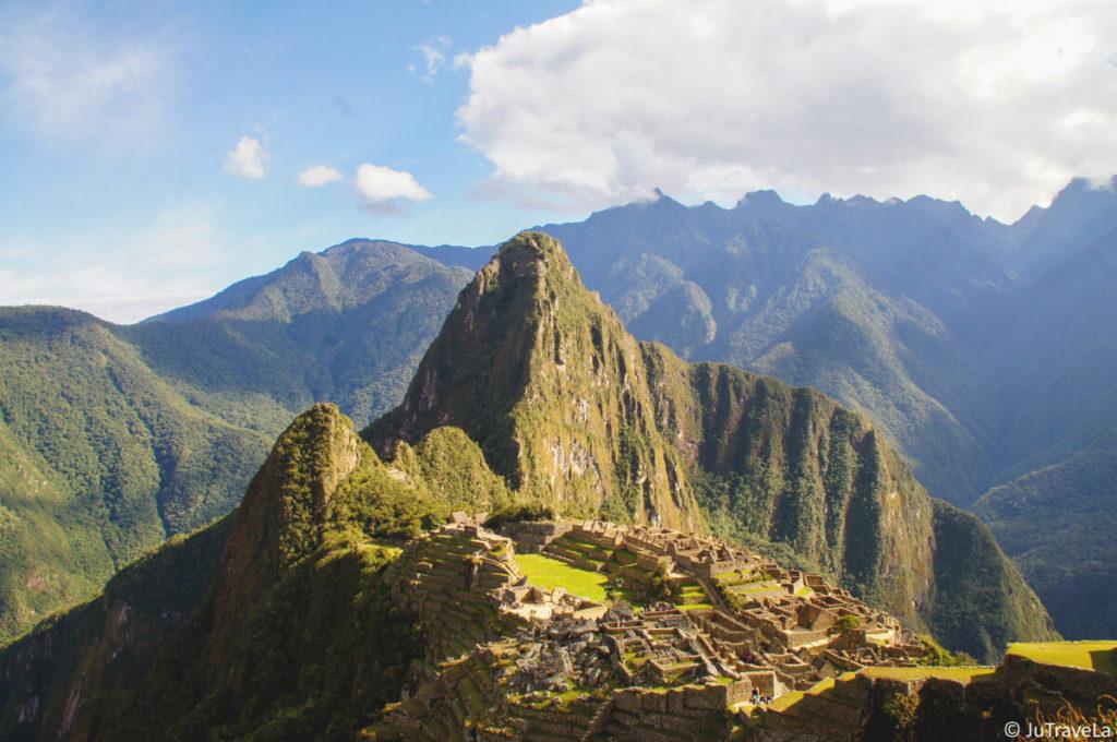 Peru-Highlights-Machu-Picchu-Aussicht