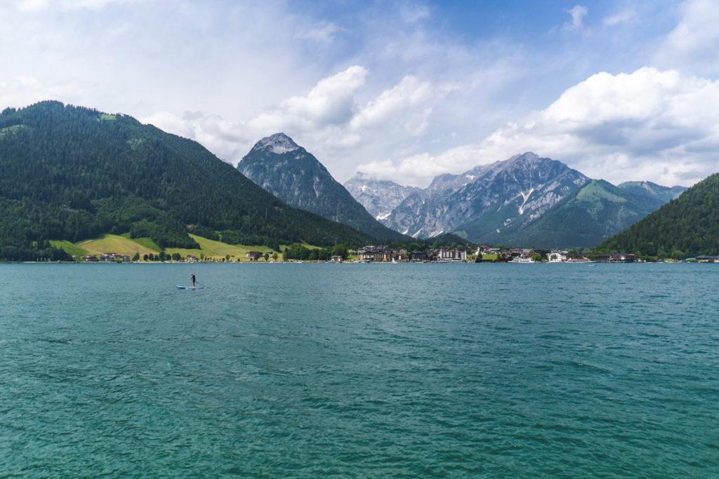 Achensee-Radtour-Tirol
