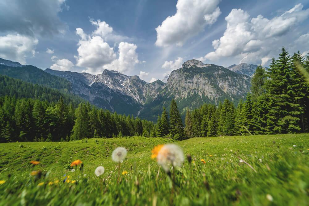 Achensee-Tirol-Karwendel-Fahrradtour