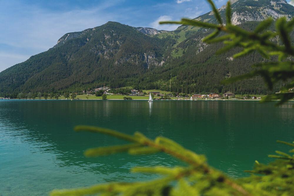 Achensee-Tirol-See