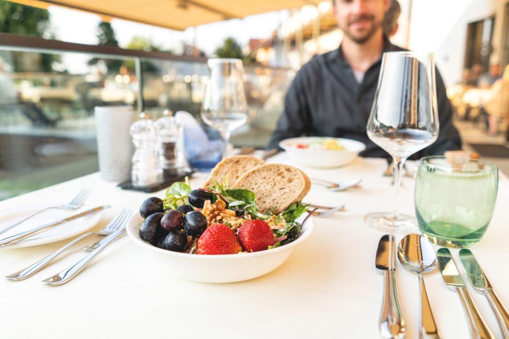 Ortners-Resort-Genuss-Halbpension-Essen