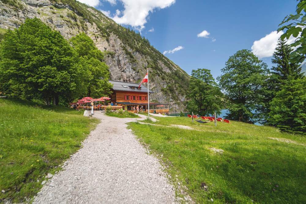 Wanderung-Gaisalm-Achensee-Tirol