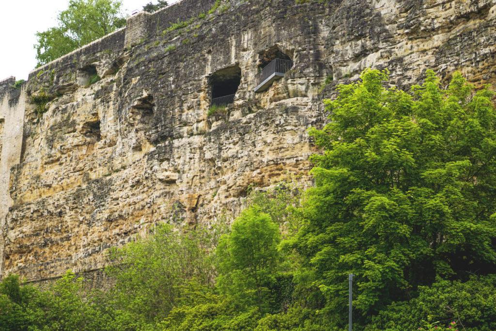 Luxemburg Sehenswürdigkeiten Kasematten