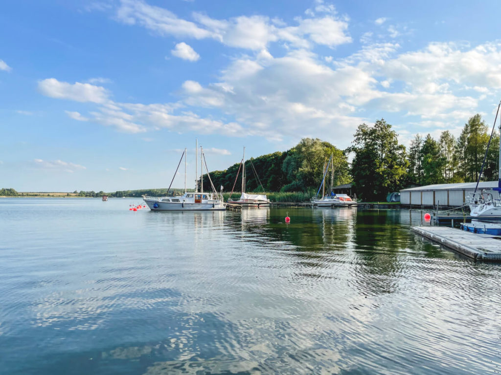 Campingplatz-Ferienpark-Havelberge-See