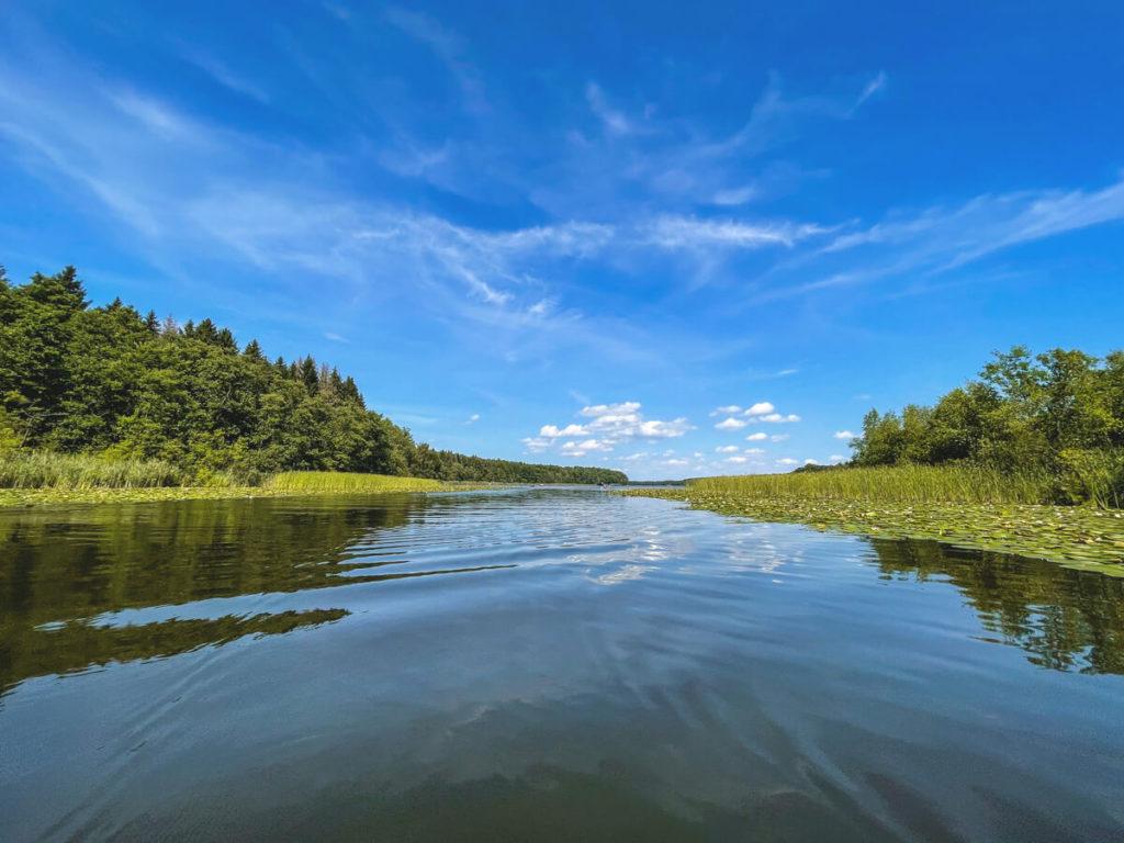 Kanutour-Mecklenburgische-Seenplatte-Kajak