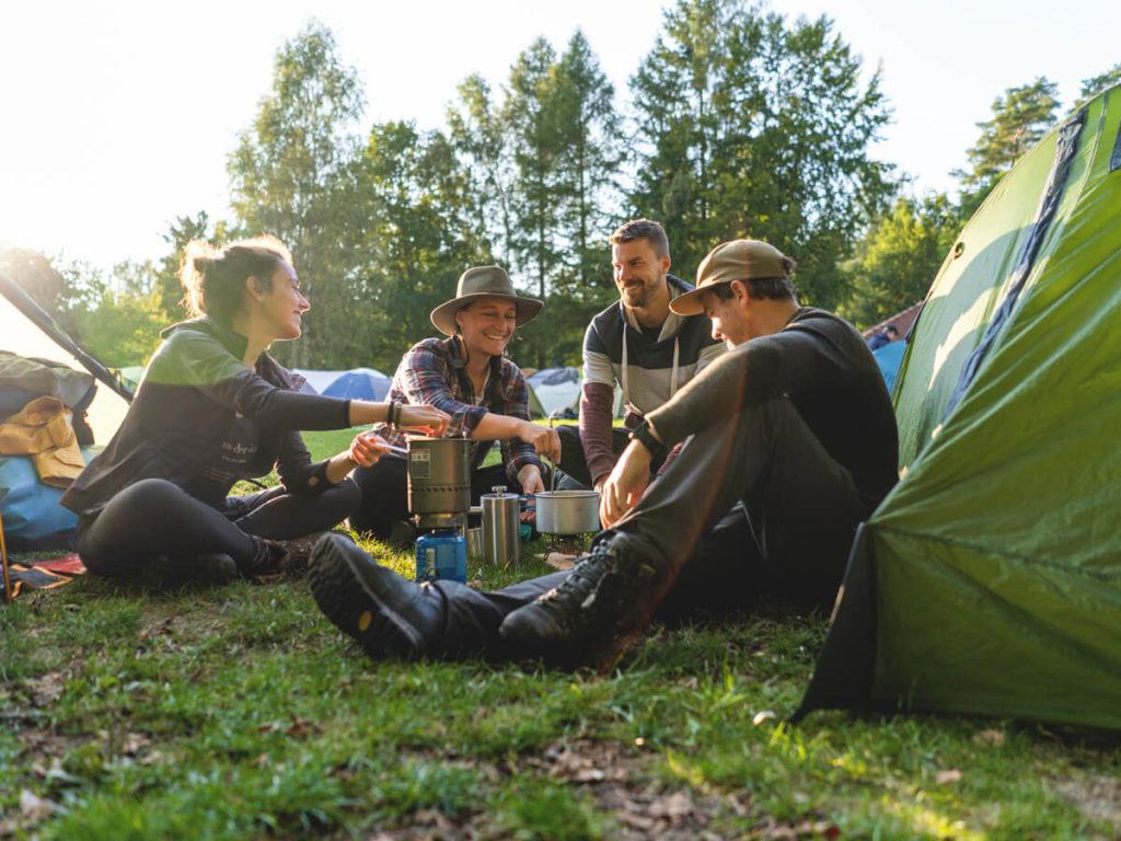 Campingplatz-Drewensee-Zeltwiese