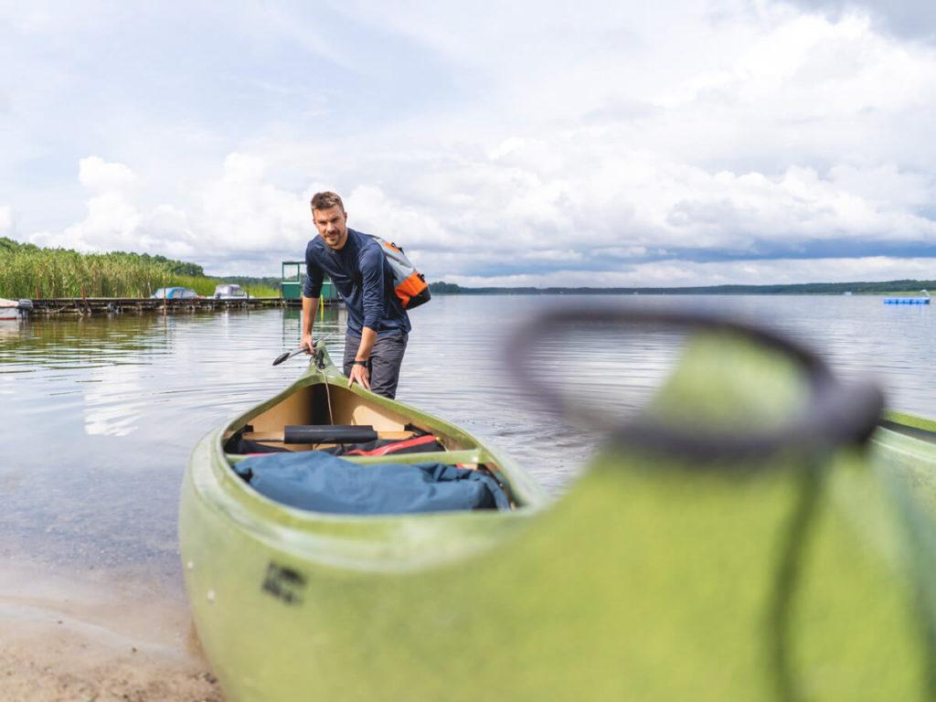 Campingplatz-Himmelpfort-Wasserwanderung-Canadier