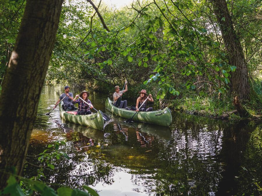 Schwaanhavel-Kanutour-Wasserwanderung-2
