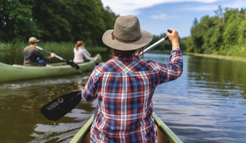 7 Tage Wasserwanderung mit dem Kanu – Unsere Route & Reisetipps