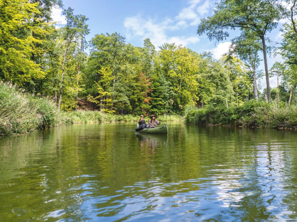 Woblitz-Kanutour-Wasserwanderung-Paddeln