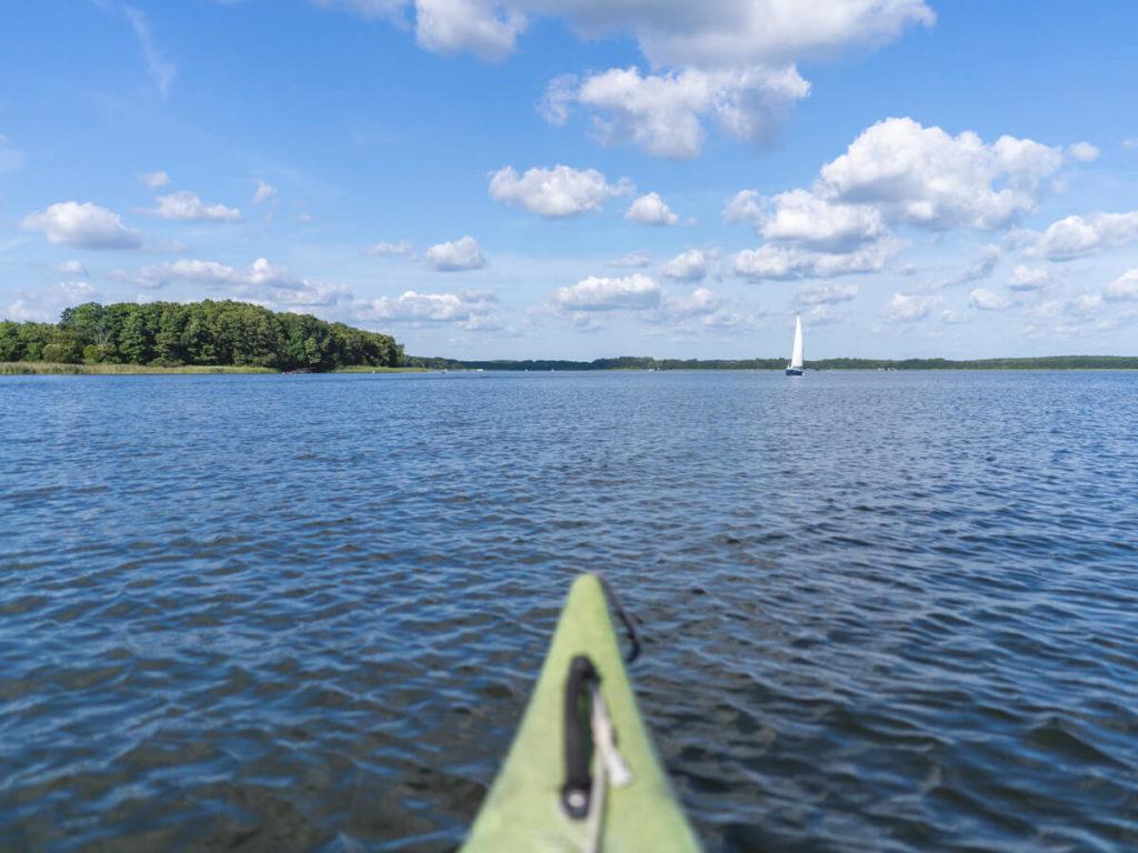 Woblitzsee-Kanutour-Mecklenburgische-Seenplatte