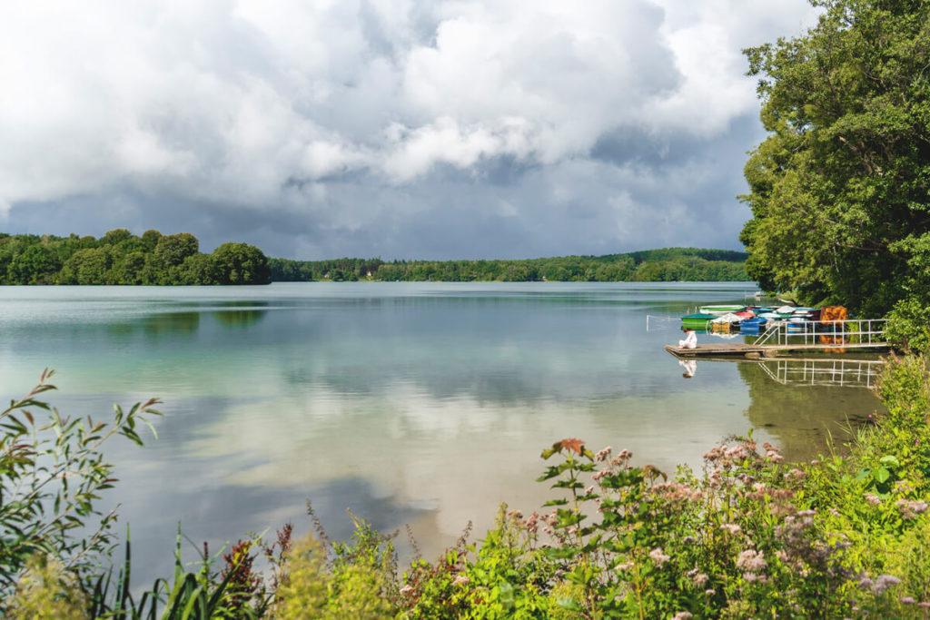 Wurlsee-Campingplatz-Aussicht-Kanutour