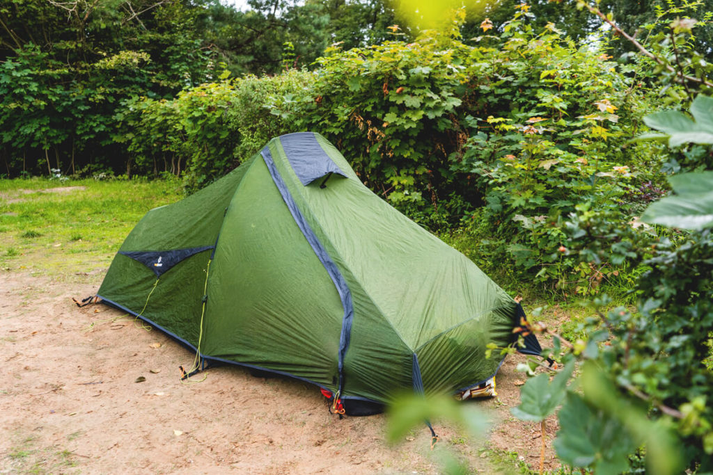 Zelt-Camping-Wasserwanderung-Wurlsee-Campingplatz